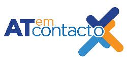 Logotipo AT em contacto