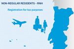 Non regular residents - registration for tax purposes