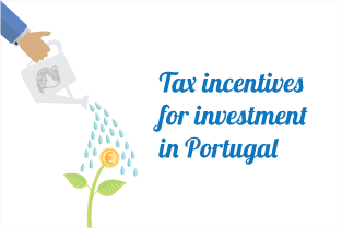 Tax incentives for investment in Portugal